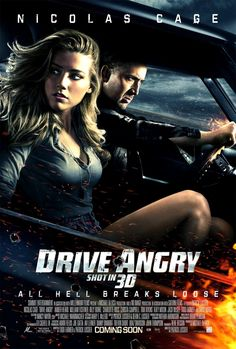 Drive Angry (2011) Movie Review