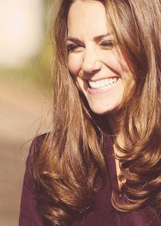 Kate Middleton. She's so beautiful