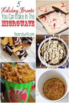 Easy Microwave Gingerbread Cookies 5 Other Holiday Treats For The