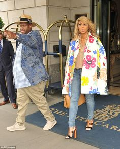 Tamar Braxton and her husband, Vincent Herbert, have had multiple violent altercations, so...