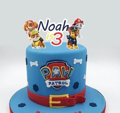 Excited to share this item from my shop: PAW Patrol. Paw patrol cake topper personalised name age boy girl Personalised paw patrol cake topper Paw Patrol Birthday Cake, Birthday Cake Toppers, Cupcake Toppers, Little Girl Birthday, 4th Birthday, Birthday Parties, Paw Patrol Cake Toppers, Abc For Kids, Cakes For Boys
