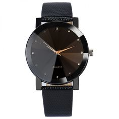Cheap gift gifts, Buy Quality gift women directly from China gift men Suppliers: Fashion 2018 Watch Men Luxury Brand Unisex Popular Womens Watches Quartz Stainless Steel Dial Leather Band Wristwatch Clock Gift Modern Watches, Elegant Watches, Cool Watches, Watches For Men, Ladies Watches, Luxury Watches, Wrist Watches, Women's Watches, Female Watches