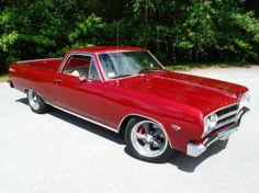 1965 Chevrolet El Camino.