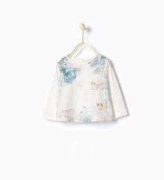 Butterfly detail top