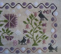 Blackbird Designs - community blog for embroiderers, stitchers