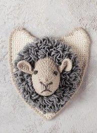 Cat. 14/15 - n° 944 Trophée mouton