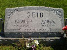 Genealogical Gems: Tombstone Tuesday: Mabel Lawrence Geib http://genealogybyjeanne.blogspot.com/2015/02/tombstone-tuesday-mabel-lawrence-geib.html?spref=tw #genealogy #genchat @geneabloggers
