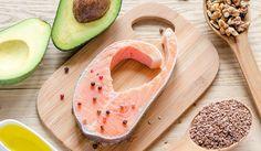 5 aliments gras pour rester en bonne santé.............