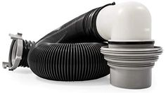 Camco Black 39551 Complete Rv Sewer Kit