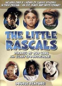 The Little Rascals: The Pirates of Our Gang/Scary Spooktacular