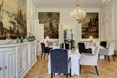 Gourmetrestaurant Courtier im Weissenhaus Grand Village Resort & Spa am Meer in Wangels
