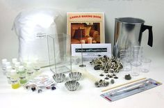 Complete Candle Making Kit $99.99