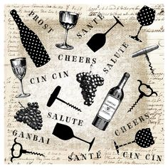 cheers xo I'm a wine freak lol not a drinker type I just like to collect. :)