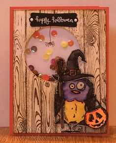CC544 – My First Shaker Card! by bejoyce - Cards and Paper Crafts at Splitcoaststampers