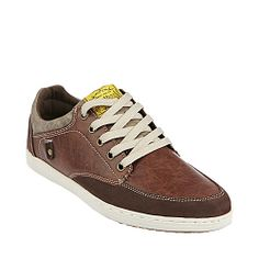 ZEALLEE GREY men's athletic oxford no sub class - Steve Madden
