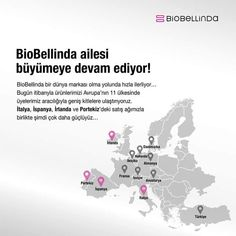 Which countries is Biobellinda open to?