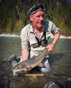 Still great Bull Trout fishing with #pittriverlodge #pittriver #flyfishing #comefishwithus