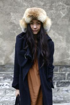 cold days street style