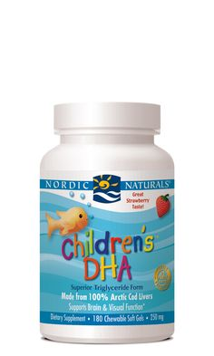 Busy mornings are about to get busier with back to school right around the corner.  Now your little ones can get their DHA from these yummy chewable soft gels from Nordic Naturals.