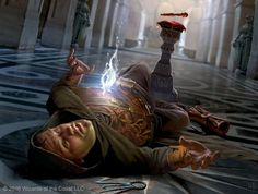 Mais incríveis ilustrações de fantasia para o game Magic: the Gathering de Chris Rallis