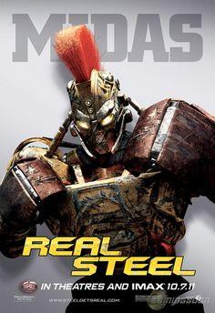 Midas - Real Steel