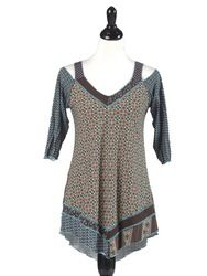 Chocolate Kiss Tunic