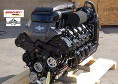 Mercury QS4V - Essentially a quad cammed twin turboed LS7!