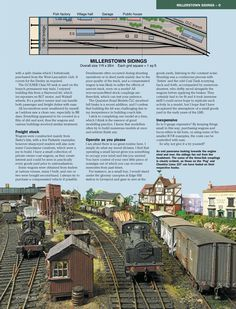 Track Layout Ideas for Your Model Train Uk Outline, Train Info, Escala Ho, Model Railway Track Plans, Rolling Stock, Model Train Layouts, N Scale, Rc Model, Model Trains