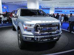 2015  Ford F-150 F- series truck