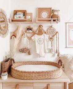 Boho Nursery, Nursery Room, Girl Nursery, Girl Room, Nursery Decor, Ikea Nursery, Project Nursery, Nursery Neutral, Nursery Wall Art