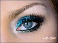 Glitter Eye on Makeup Geek