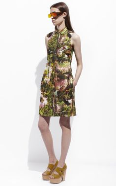 carven #tropical
