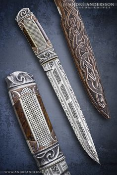 New Knives | André Andersson Custom Knives