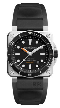 Bell & Ross BR 03-92 Diver | The Watch Index