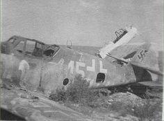 "Bf 109 G-14 W.Nr. 51. ... ""Gelbe 15"", unit and location unknown, Germany, Summer 1945. Source: eBay auction via bf-109.de. | by mhaldimann2"