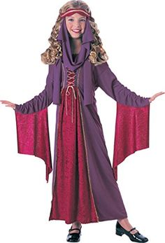 Rubies Child's Gothic Princess Costume, Large Rubie's Costume Co http://www.amazon.com/dp/B002RX6JVW/ref=cm_sw_r_pi_dp_5Iunub0YGF7X7