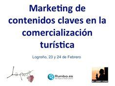 Creación y marketing de contenidos en turismo
