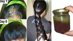Make Hair Grow Faster, Grow Hair, Extreme Hair Growth, Cute Hairstyles For Medium Hair, Hair Remedies, Hair Repair, Tips Belleza, Hair Oil, Hair Hacks