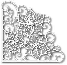 Tutti Designs - Cutting Die - Poinsettia Corner,$12.49                                                                                                                                                                                 More