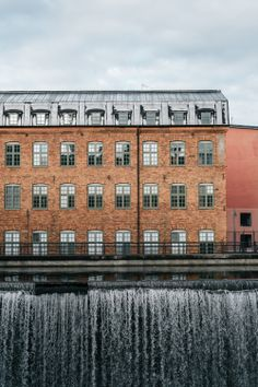 Norrköping. About Sweden, Rocky Mountains, Wilderness, Ikea, Industrial, Landscape, Building, Places, Travel