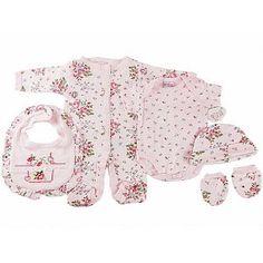 32926fb0c 17 beste afbeeldingen van pink baby clothes - Baby pink clothes ...