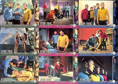 STAR TREK THE ORIGINAL SERIES TOS 3 1999 FLEER/SKYBOX COMPLETE BASE CARD SET 75 @ niftywarehouse.com #NiftyWarehouse #StarTrek #Trekkie #Geek #Nerd #Products