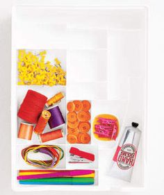 31 Smart, Low-Cost Organizing Ideas | Conquer clutter with Real Simple's favorite organizing tips and affordable products.