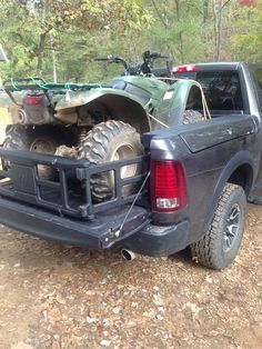 Ram Rebel 1500 4x4 Hemi | Deer Hunt East Texas | #Ram #Rebel #Hemi #RamLife #GutsGloryRam #HondaATV #TheFlashList #ScottTilley | #AutoReview http://www.theflashlist.com/assets/brands/automotive/ram/2015/1500/reviews/scotttilley/dallas.html