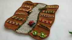 Playscape Play Mats - How Do You Play? Etsy handmade Imagination