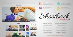 Download and review of Shootback - Retina Photography WordPress Theme, one of the best Themeforest Creatives themes {Download & review at|Review and download at} {|-> }http://best-wordpress-theme.net/shootback-retina-photography-download-review/