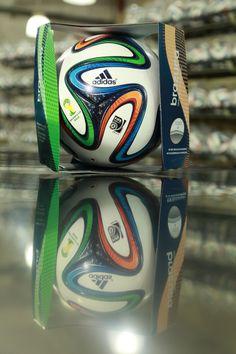 Adidas Reveal Brazuca: History Of World Cup Footballs   2014 brazuca