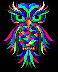 owl paintings on canvas easy * owl painting - owl paintings on canvas - owl painting easy - owl painting acrylic - owl paintings on canvas easy - owl paintings on canvas acrylics - owl paintings on canvas step by step - owl painting easy step by step Art Fantaisiste, Owl Art, Bird Art, Owl Canvas, Canvas Art, Owl Tattoo Design, Owl Pictures, Beautiful Owl, Arte Pop