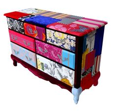Squint Limited - The 7 Drawer Chest