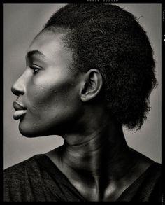 Fatou. Photo by Mart Boudestein. Finalist LensCulture Portrait Award 2017.